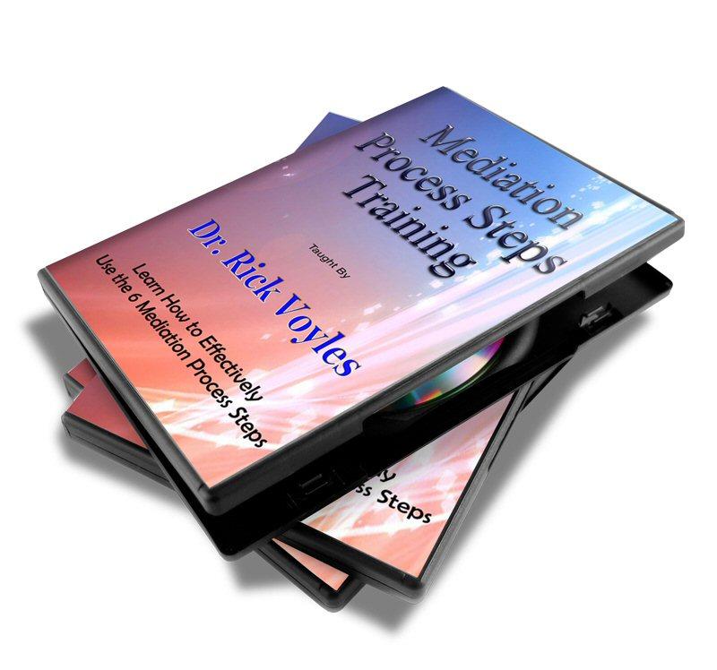 Mediation Process Steps Video Training